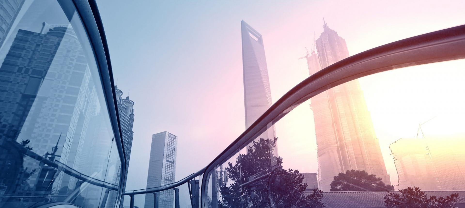 Наши студенты прибыли в Шанхайский Университет