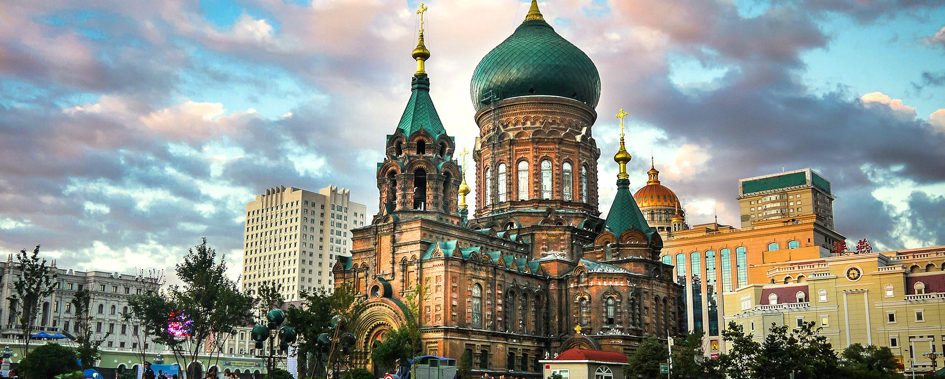 Какой он - самый русский город в Китае?