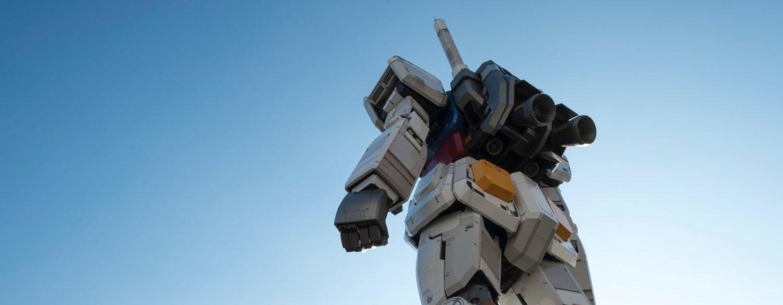 Вкалывают роботы, а не человек!