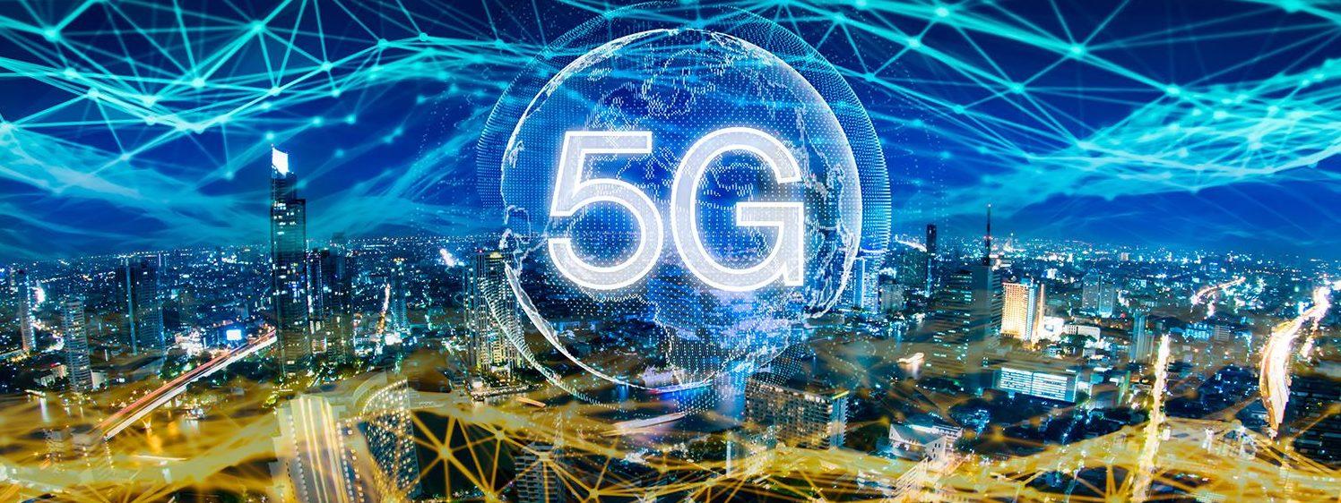 5G впервые появится в Китае!