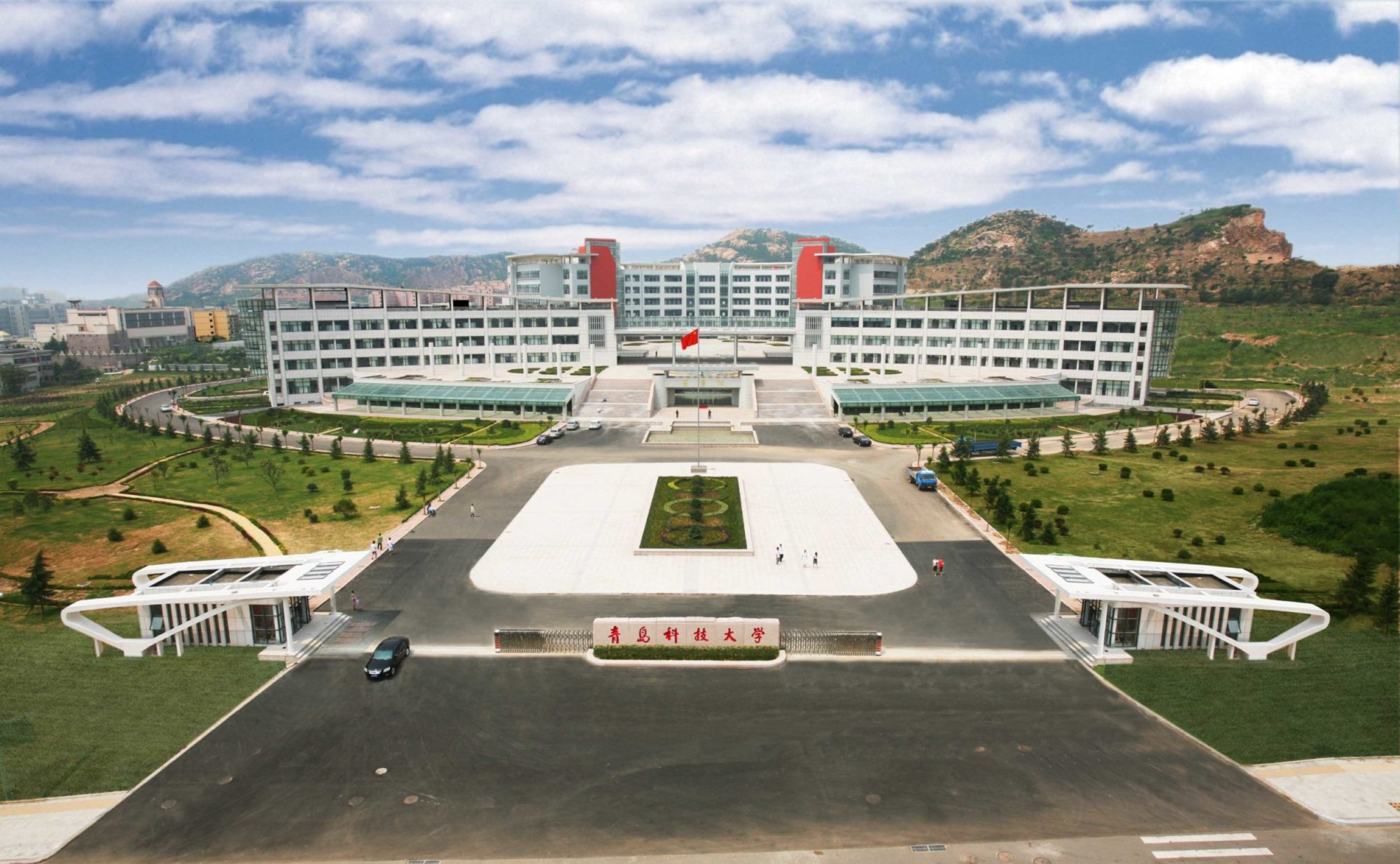 Типичный портрет университета в Китае