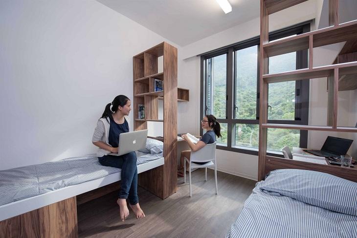 Если вы учитесь в Китае, живите в общежитии!