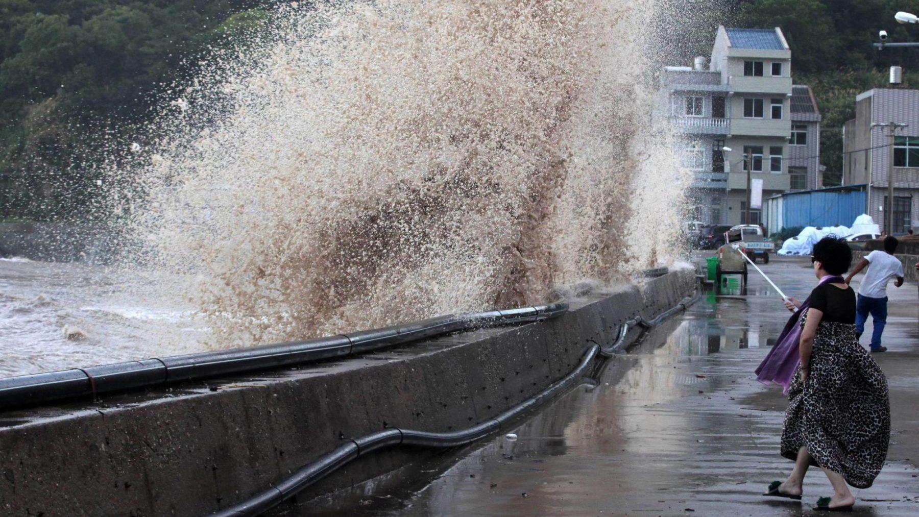 Не бойтесь тайфунов в Китае, бойтесь неведения