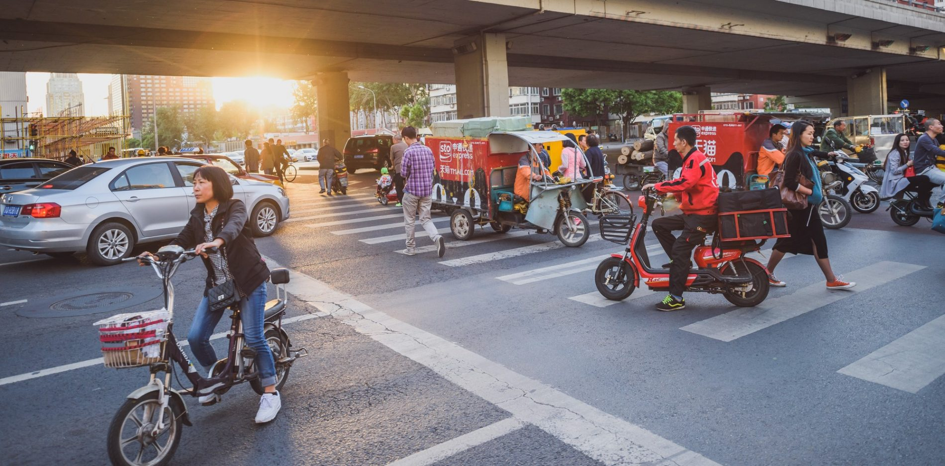 Старайтесь пользоваться в Китае только лицензированным транспортом