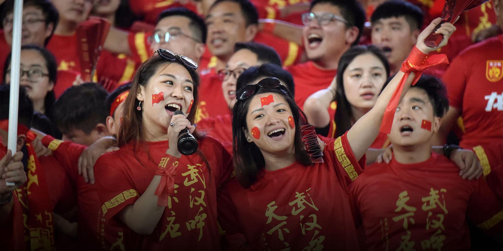 Китайский чемпион. Первое место или ничего.