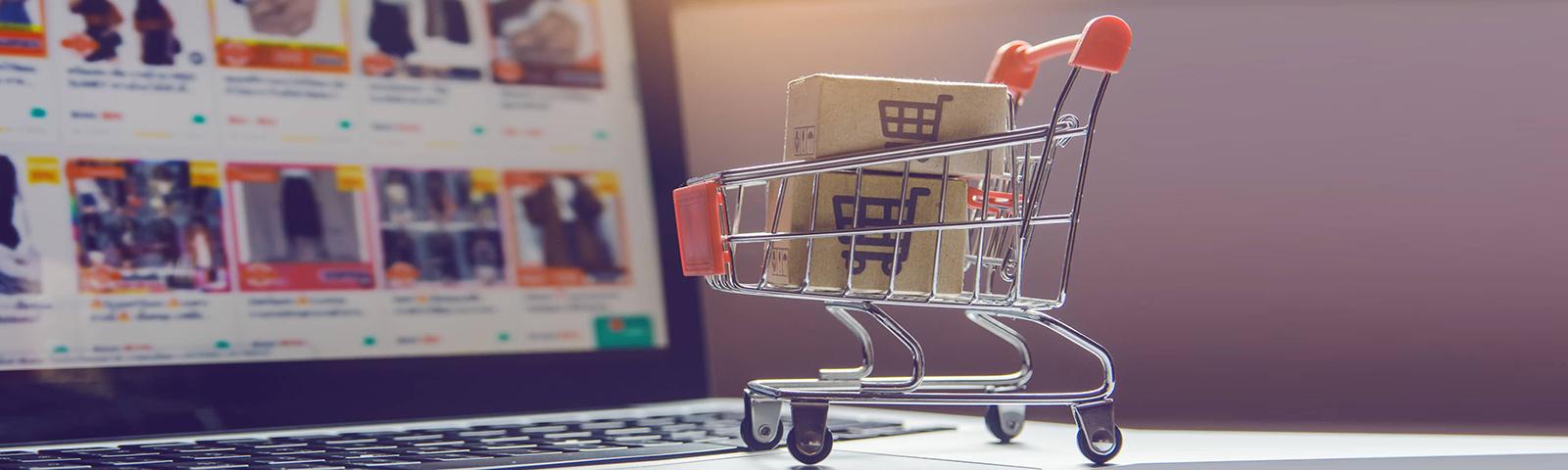 E-Commerce. Что такое электронная коммерция?