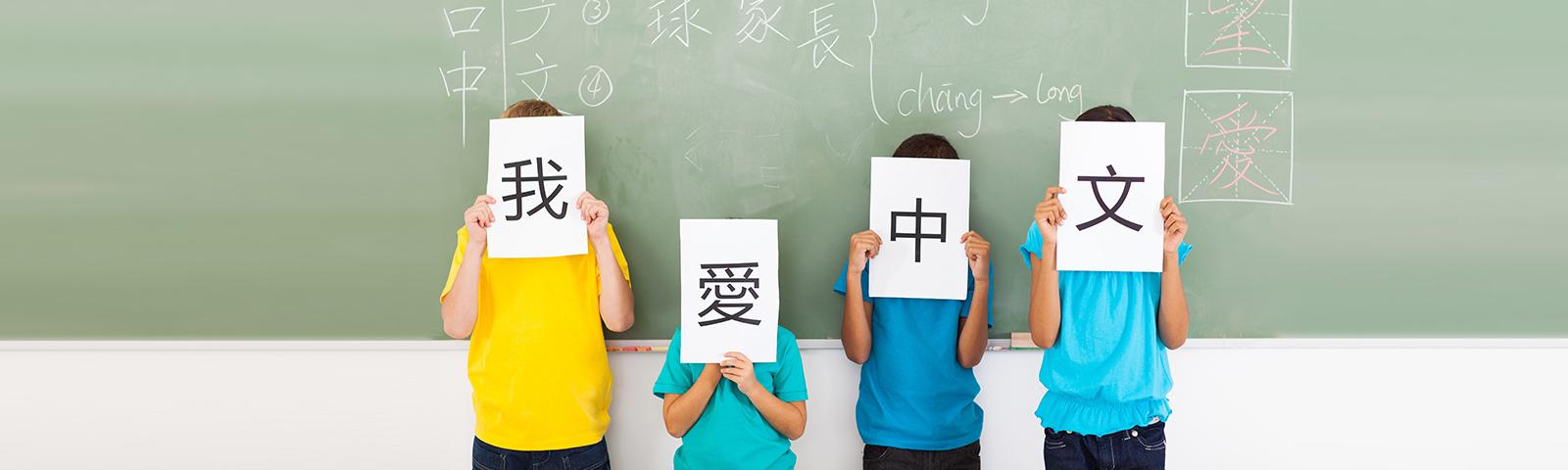 Изучение китайского языка в России